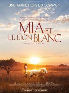 Mia et le lion blanc en présence du réalisateur