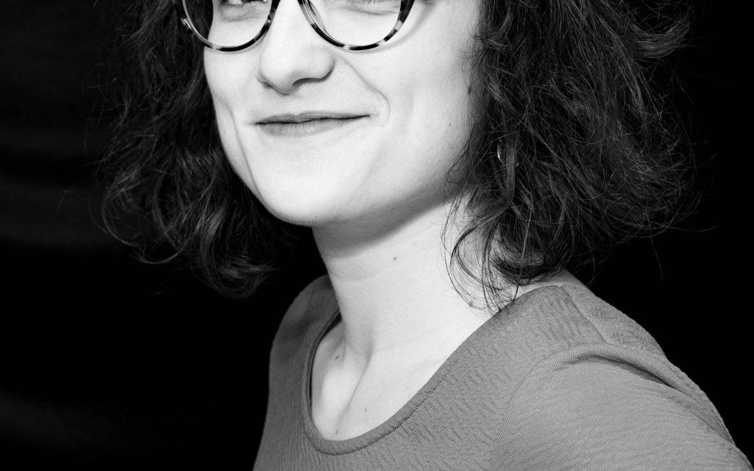 Dédicace de la réalisatrice Célia Tisserant